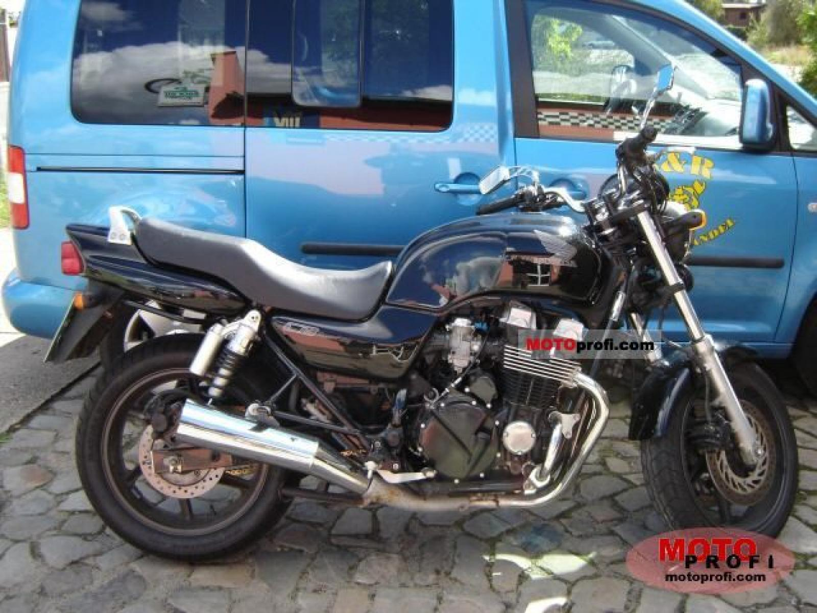 Honda CB750 (reduced effect) #1