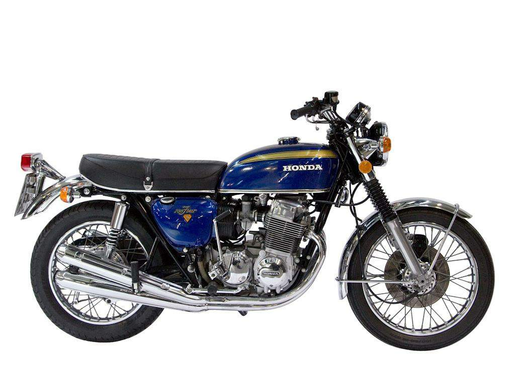 Honda CB750 (reduced effect) #7