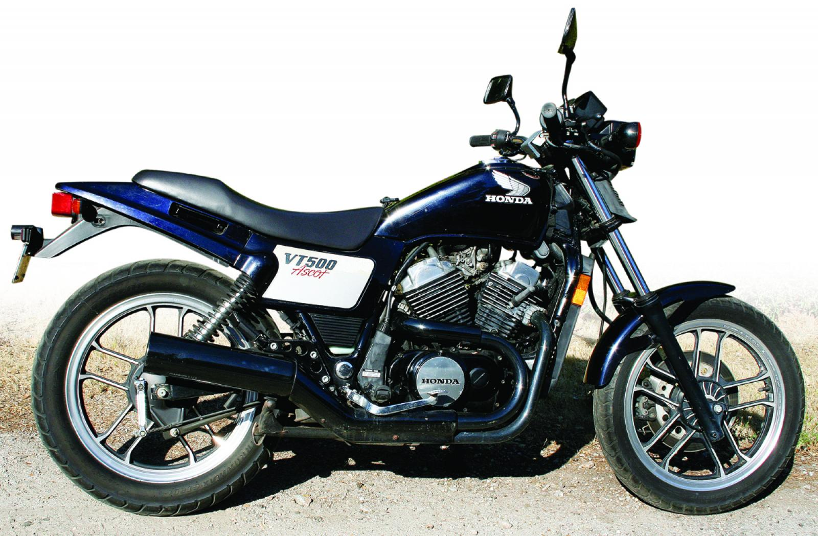 1983 Honda CBX650E (reduced effect) #10