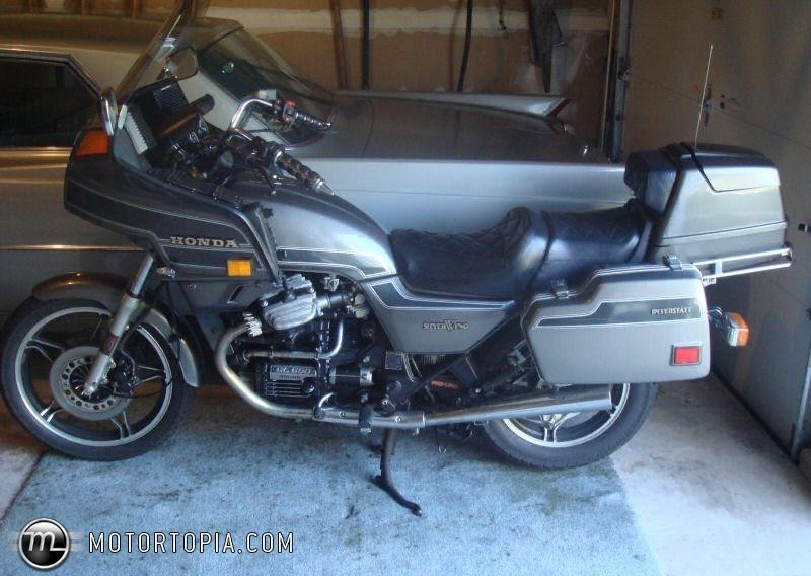 1983 Honda CBX650E (reduced effect) #8