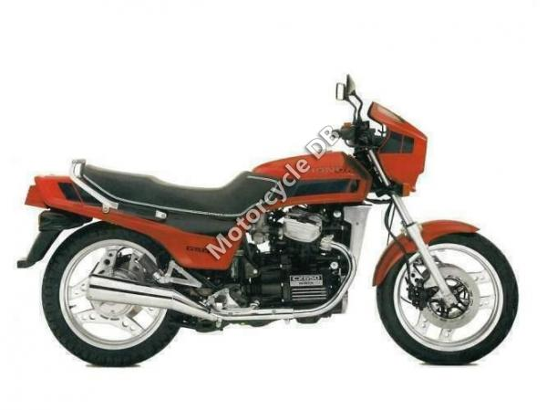 Honda CM200T (reduced effect) #5