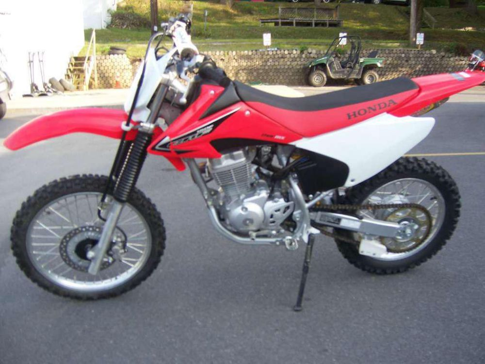 Awe Inspiring 2008 Honda Crf150F Photos Informations Articles Bikes Unemploymentrelief Wooden Chair Designs For Living Room Unemploymentrelieforg