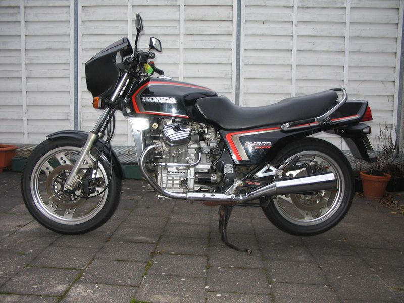 Honda CX500E (reduced effect) #3