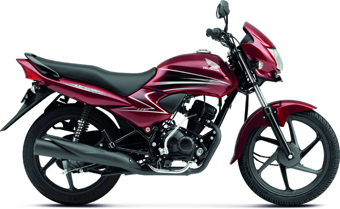 2014 Honda Dream Yuga #2