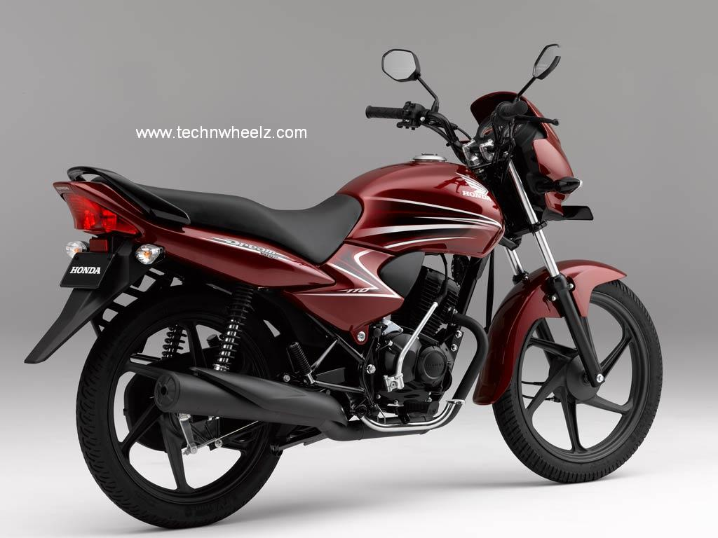 2014 Honda Dream Yuga #7
