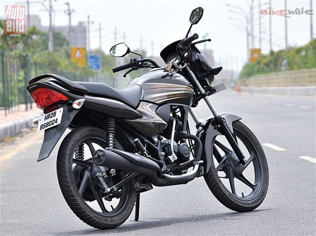 2014 Honda Dream Yuga #5
