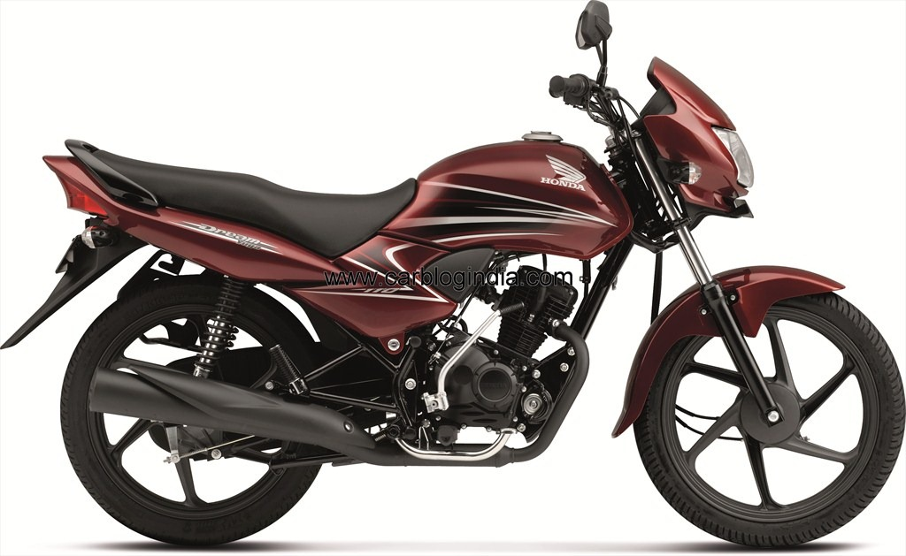 2014 Honda Dream Yuga #9