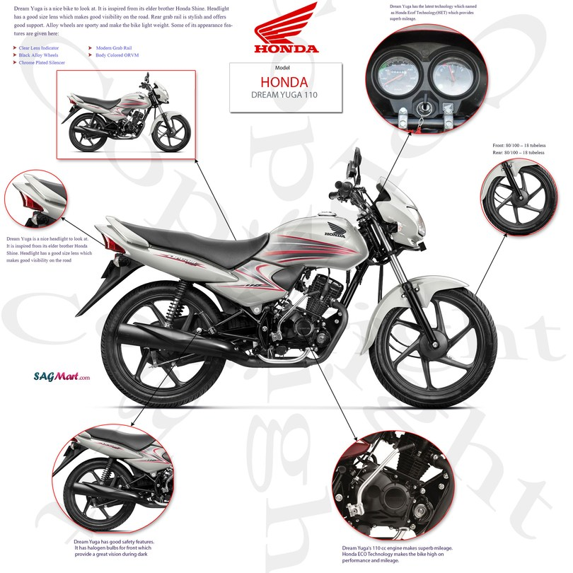 Honda Dream Yuga #10