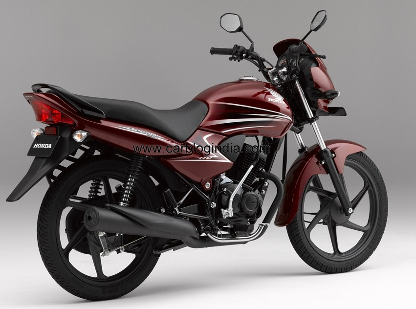Honda Dream Yuga #3