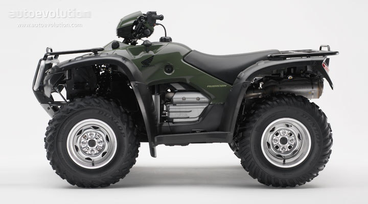2009 Honda FourTrax Foreman Rubicon #2