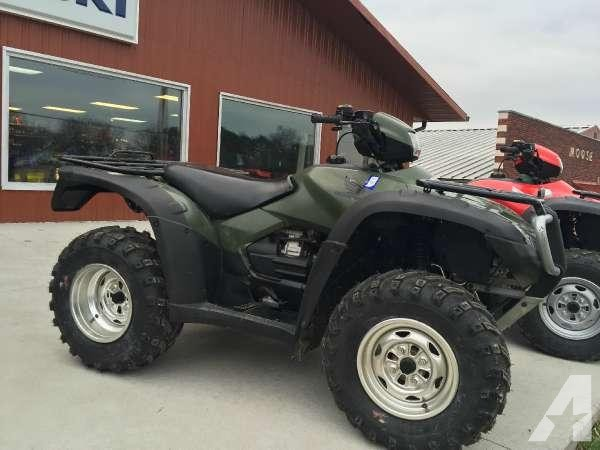 2009 Honda FourTrax Foreman Rubicon #6