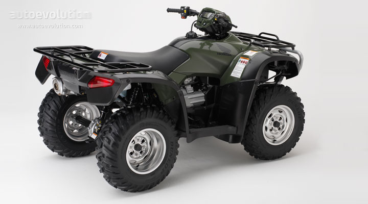 2009 Honda FourTrax Foreman Rubicon #1