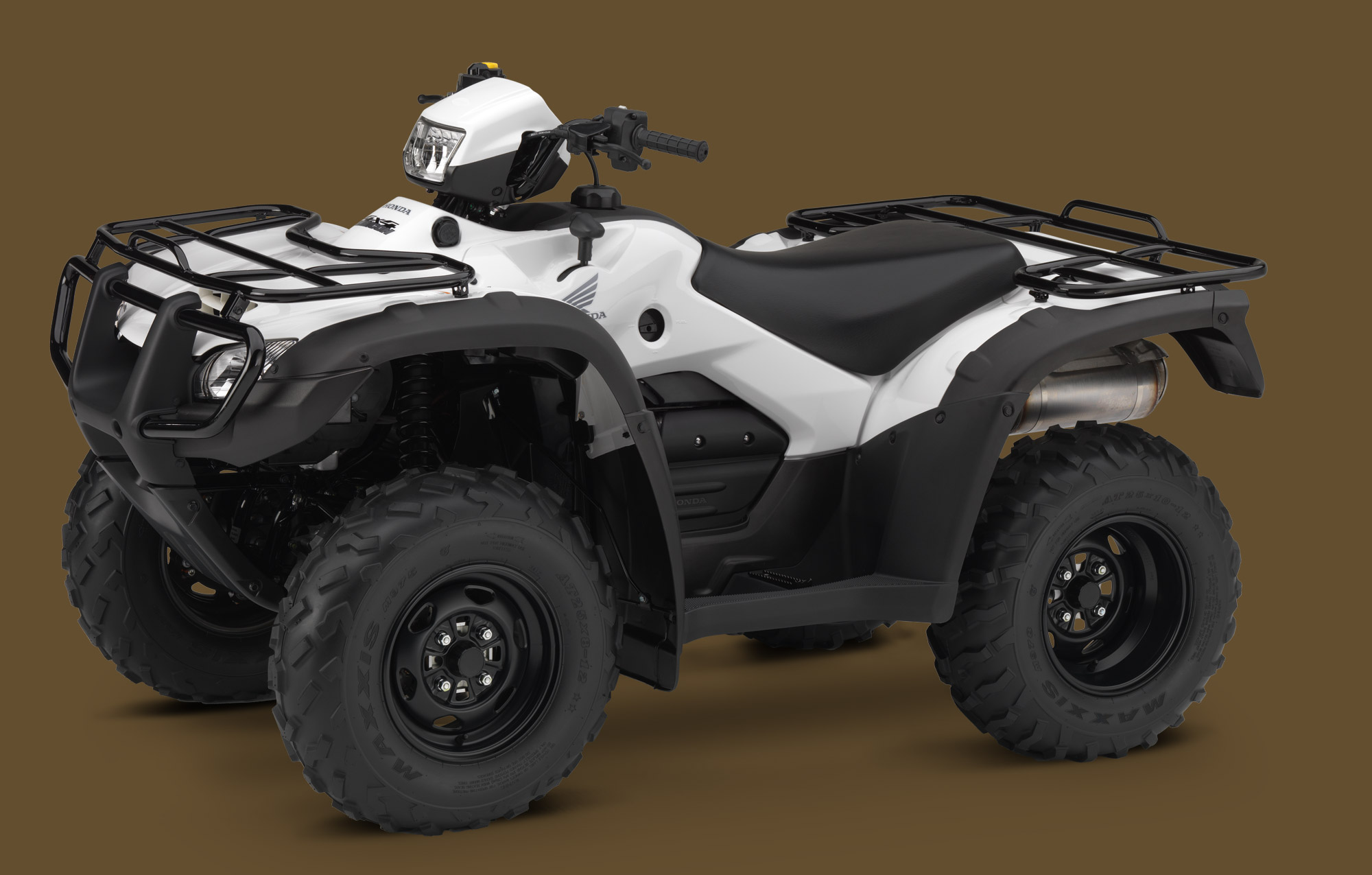 2009 Honda FourTrax Foreman Rubicon #3