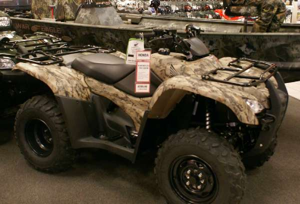 Honda FourTrax Rancher 4x4 #4