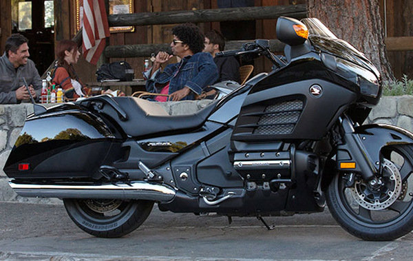 2014 Honda Gold Wing F6B #6