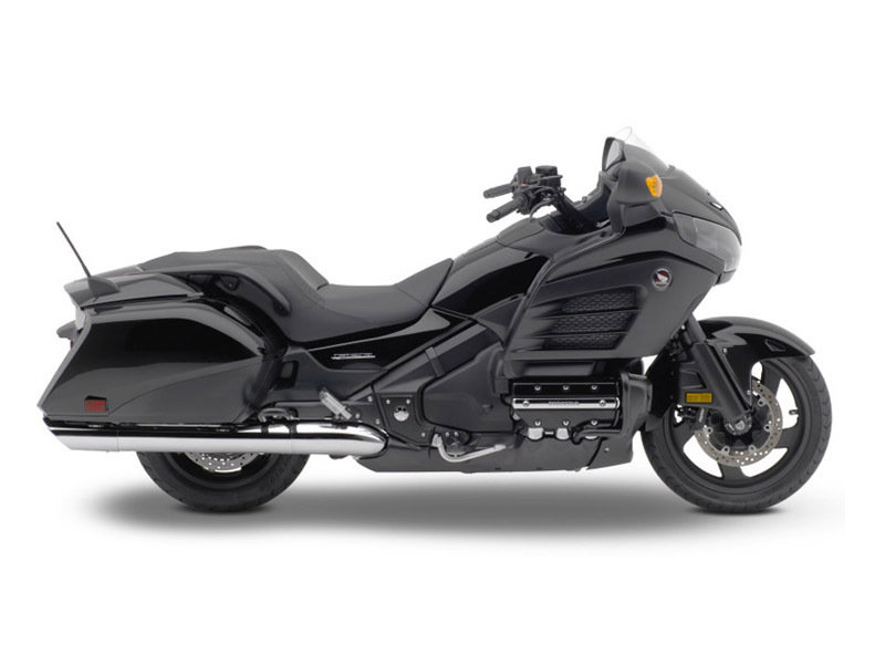 2014 Honda Gold Wing F6B #3
