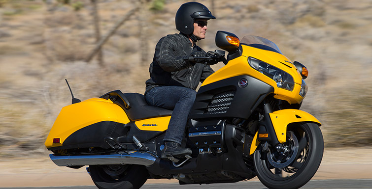 2014 Honda Gold Wing F6B #7