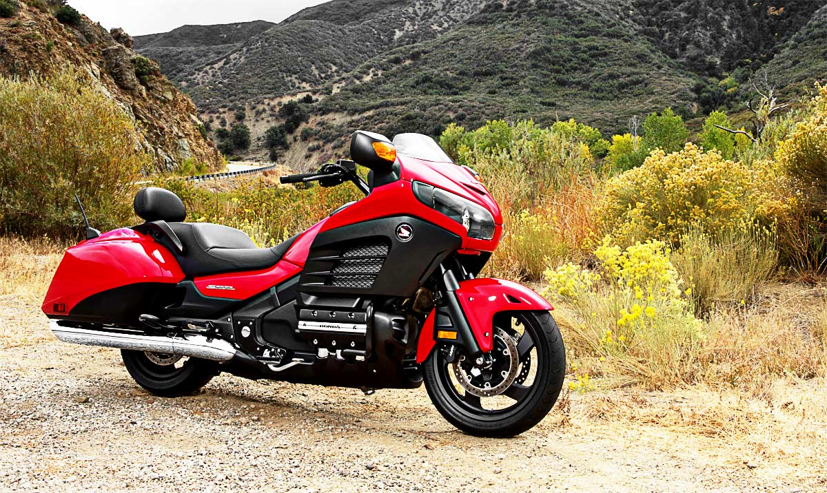 2014 Honda Gold Wing F6B #4