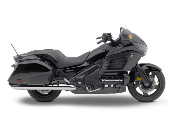 2014 Honda Gold Wing F6B #2