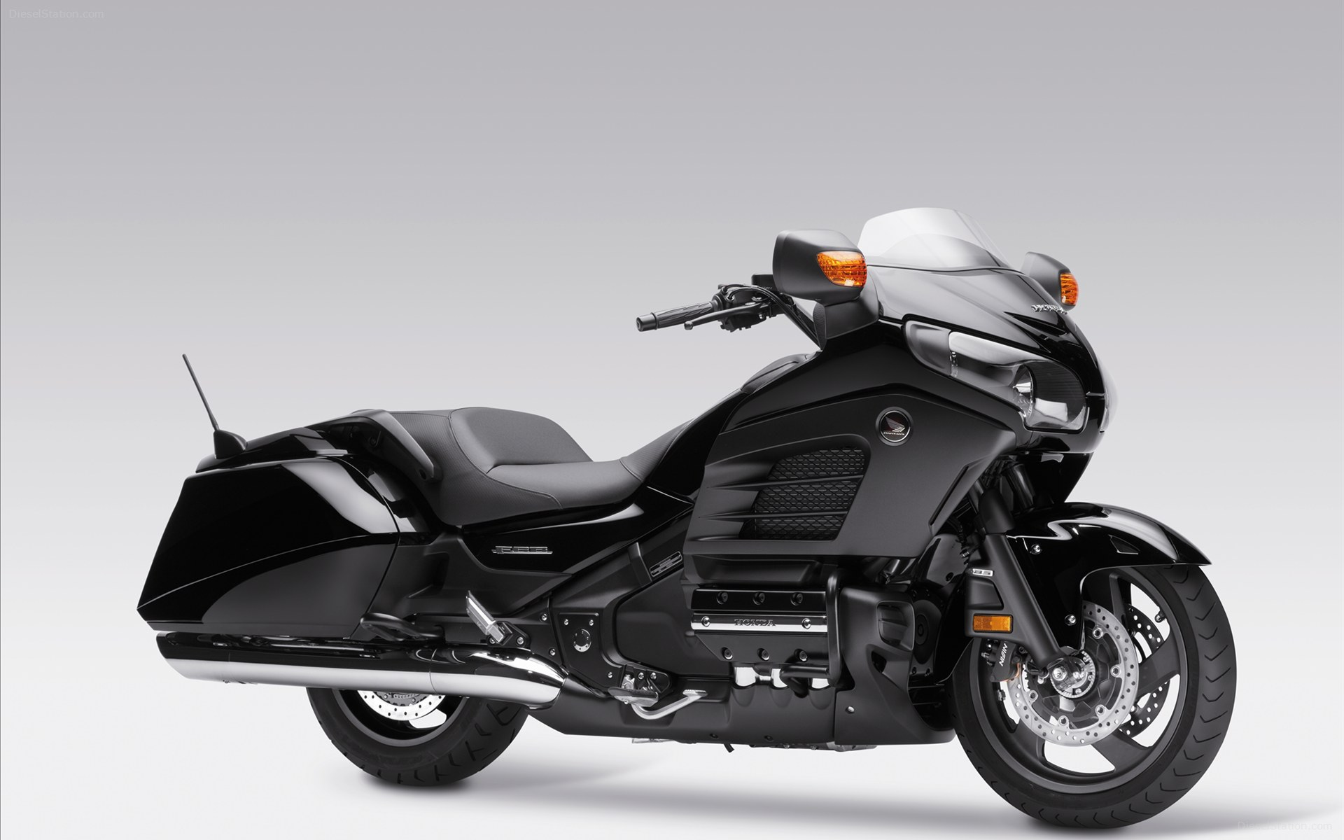 2014 Honda Gold Wing F6B #1