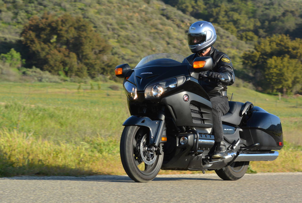 2014 Honda Gold Wing F6B #9