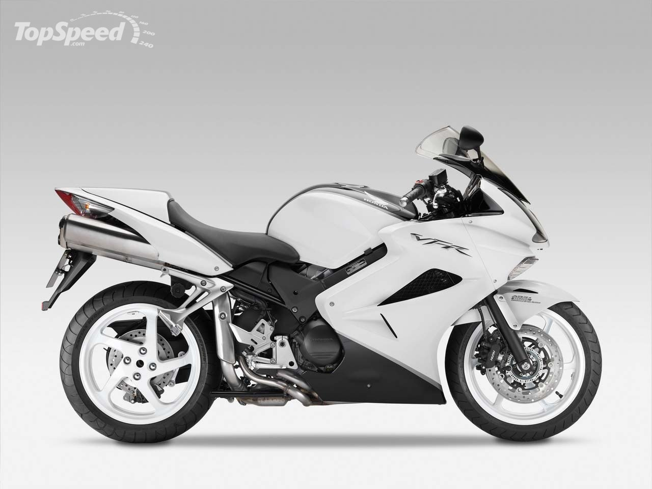 2009 Honda Interceptor ABS #5