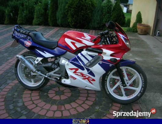 Honda NSR125R Super Sprint #1