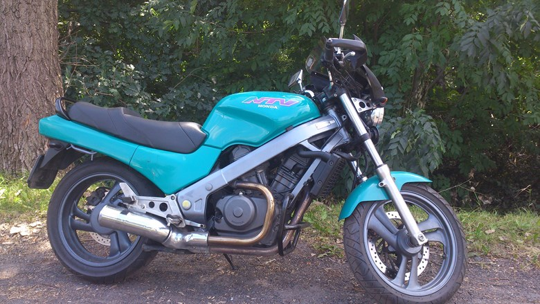 Honda NTV650 Revere (reduced effect) #2