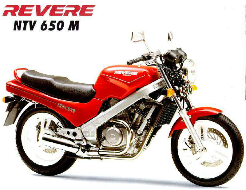 Honda NTV650 Revere (reduced effect) #1