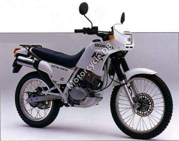 2000 Honda NX125 Trans City #4