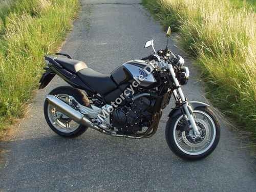 2000 Honda NX125 Trans City #8