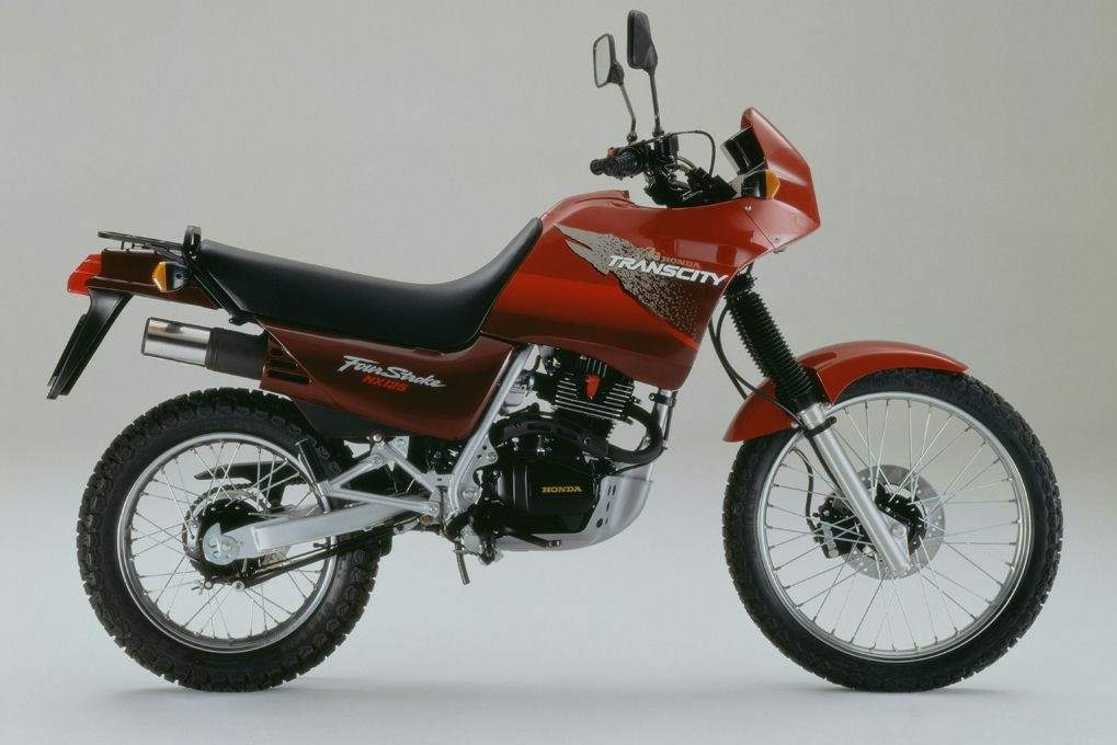 Honda NX125 Trans City #5
