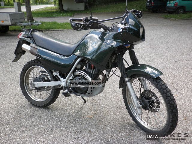 Honda NX125 Trans City #4