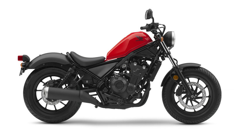 Honda Rebel #1