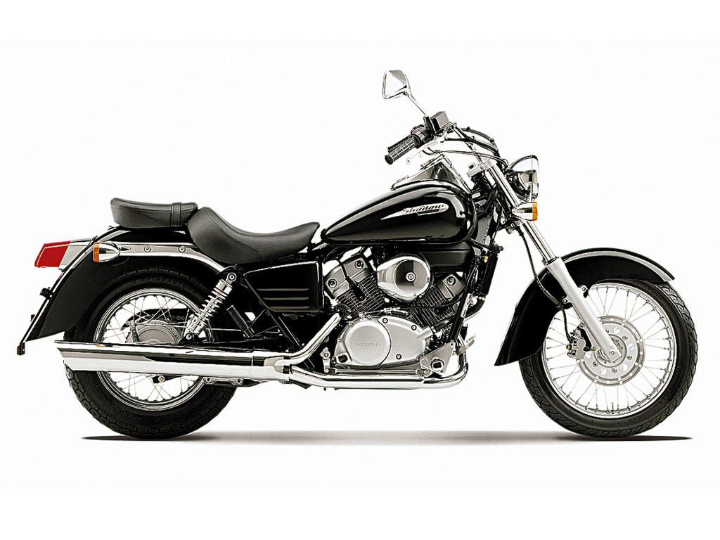 Honda Shadow 125 #1