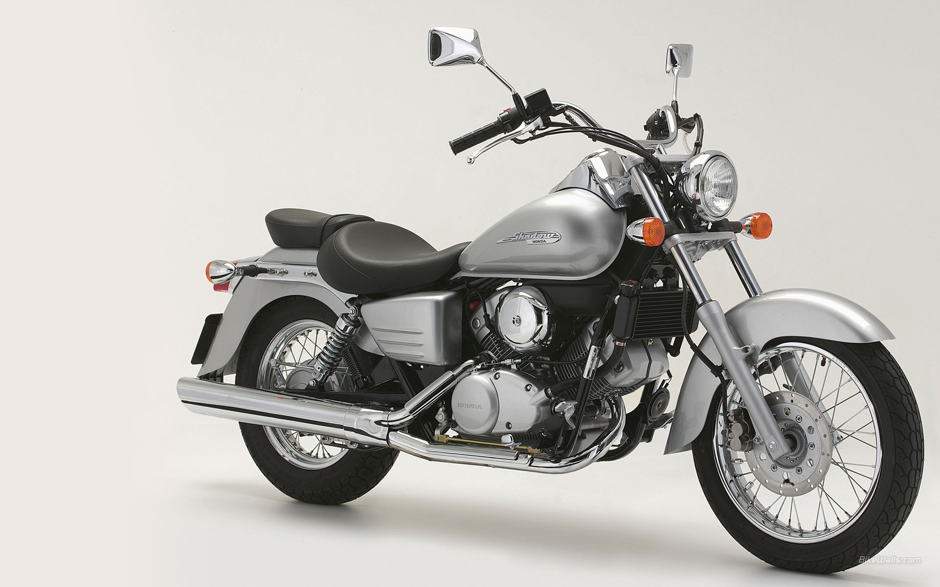 Honda Shadow 125 #8