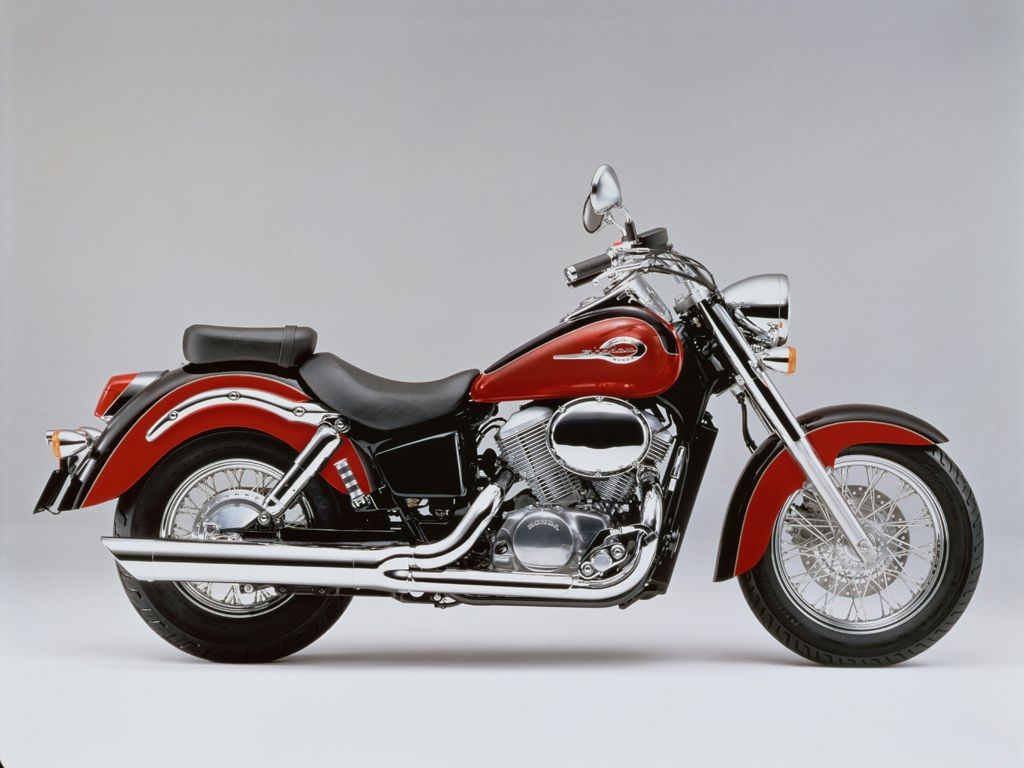 Honda Shadow 125 #3