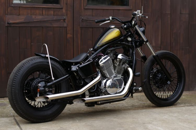 Honda Shadow Custom 400 #6