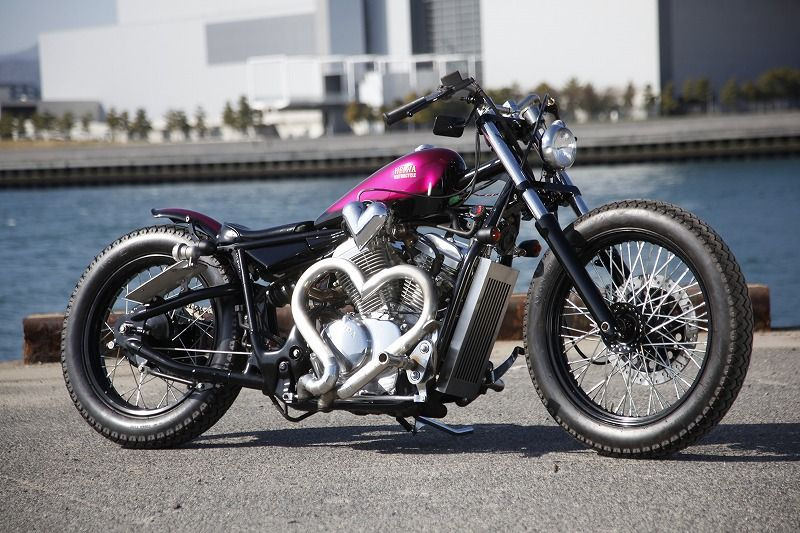 Honda Shadow Custom 400 #5