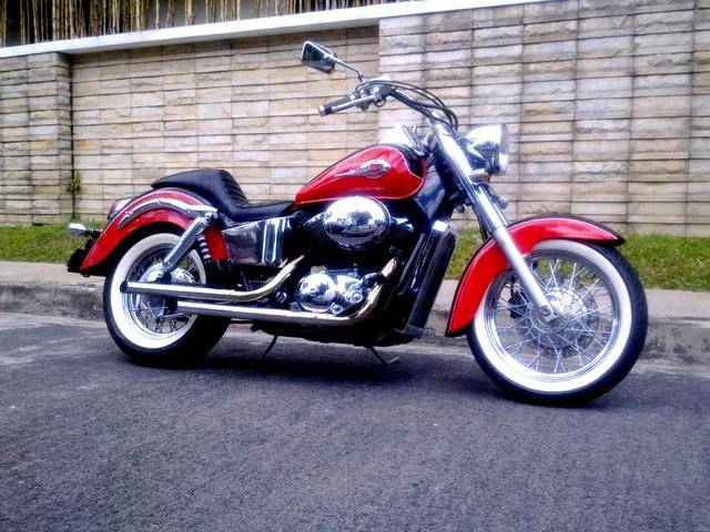Honda Shadow Custom 400 #1