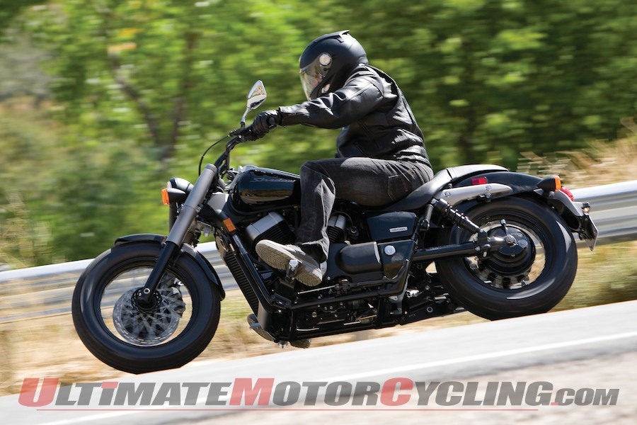 2011 Honda Shadow Phantom #2