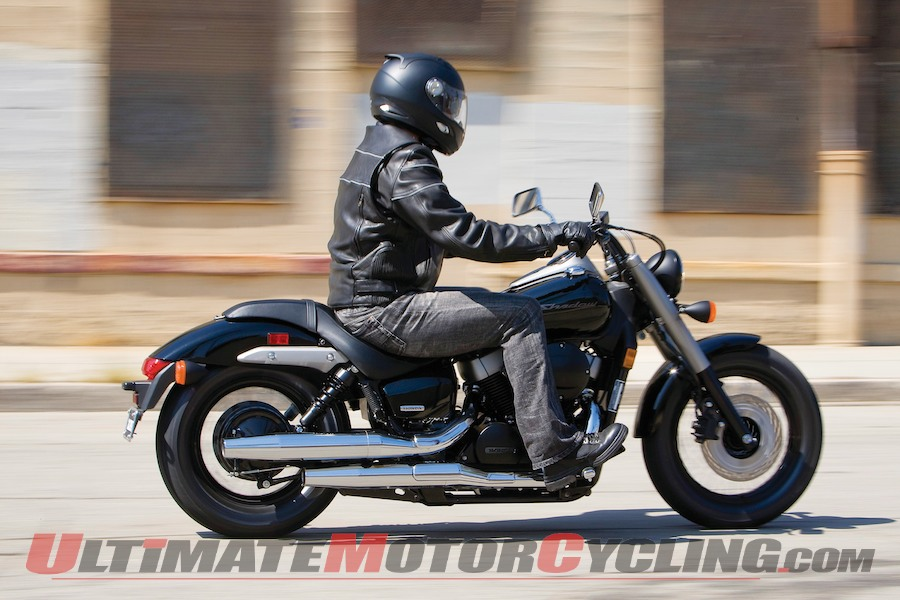 2011 Honda Shadow Phantom #3