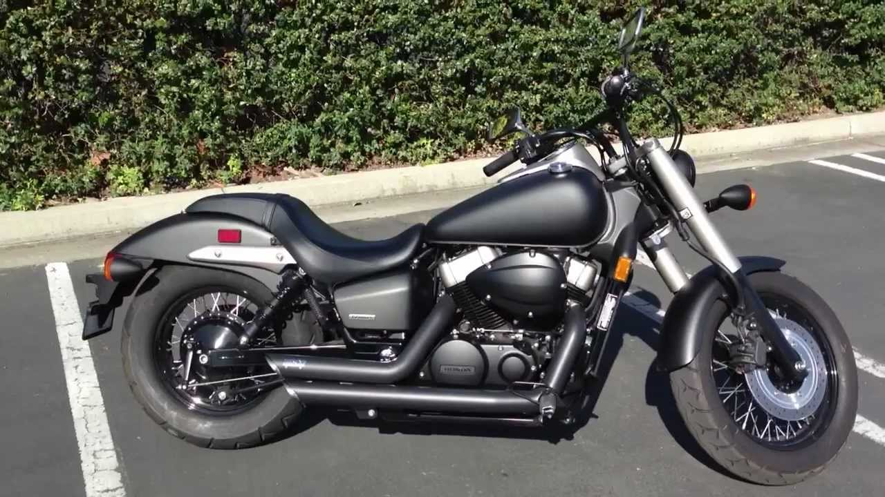 2011 Honda Shadow Phantom #5