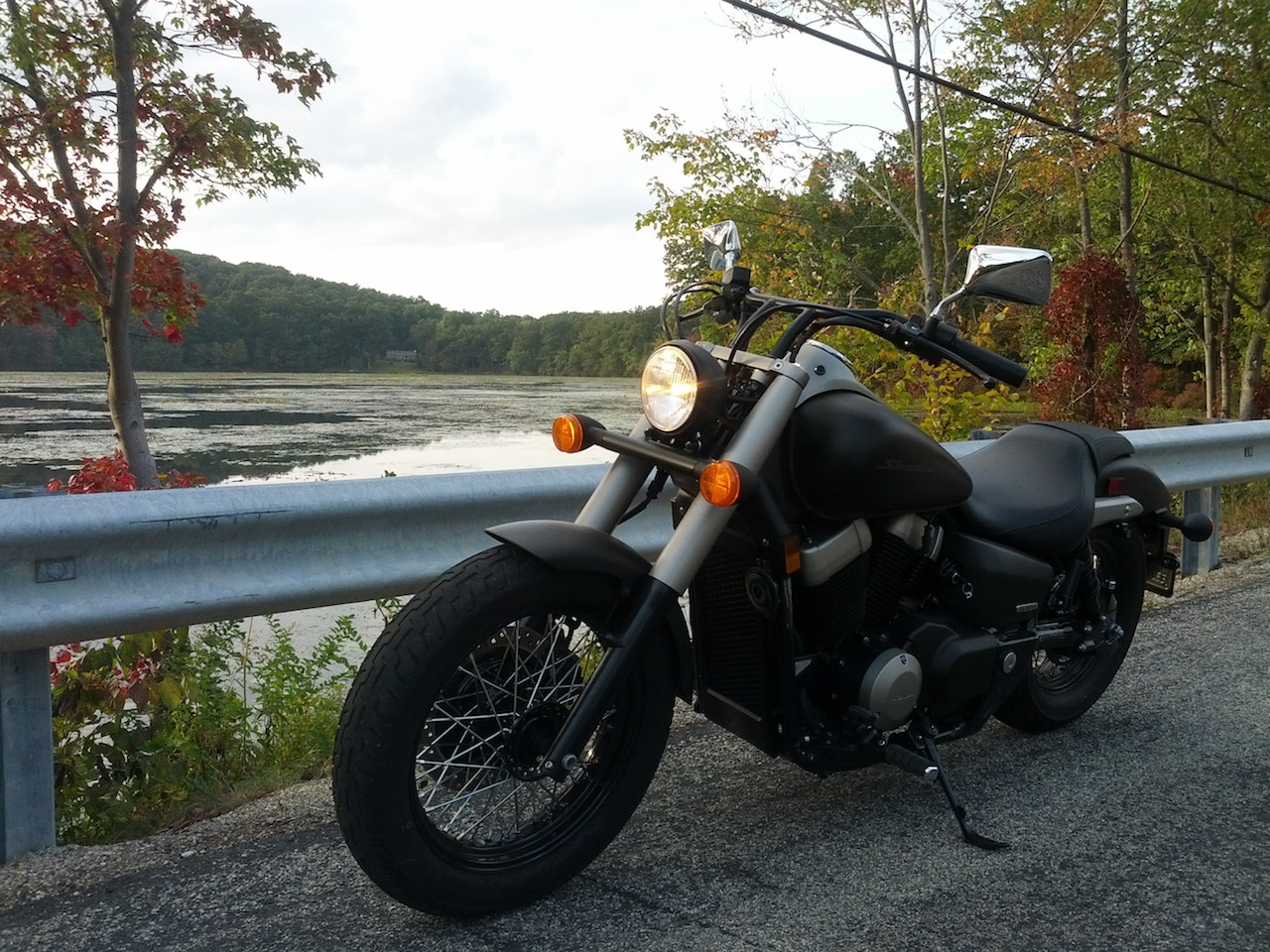 2012 Honda Shadow Phantom #5