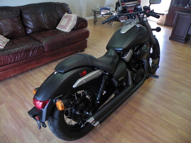 2012 Honda Shadow Phantom #9