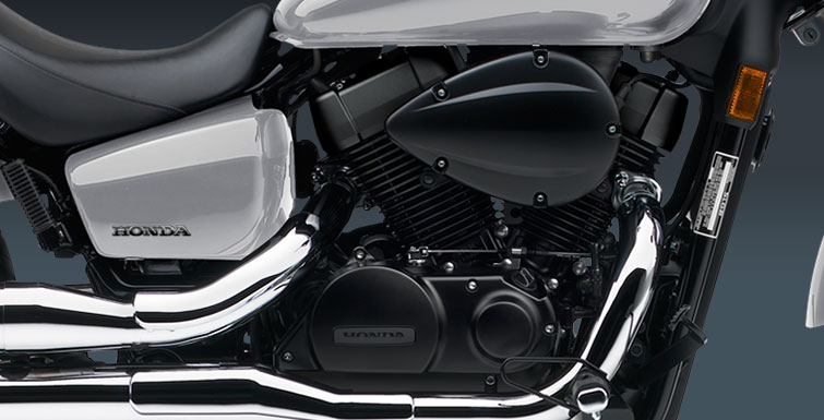 Honda Shadow Phantom #8