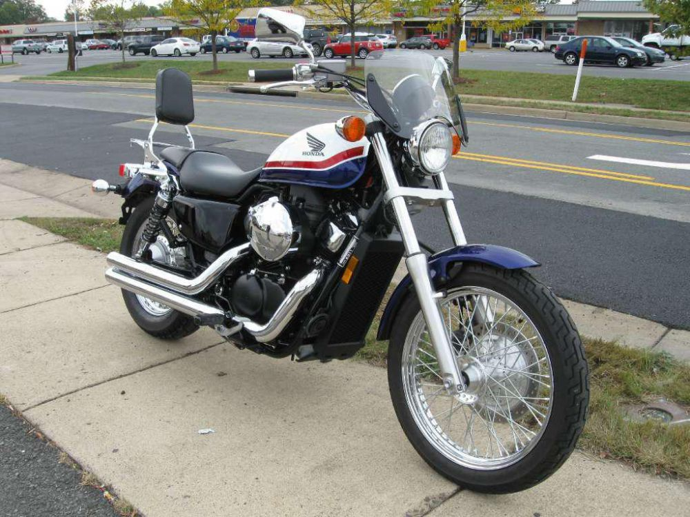 2011 Honda Shadow RS #8