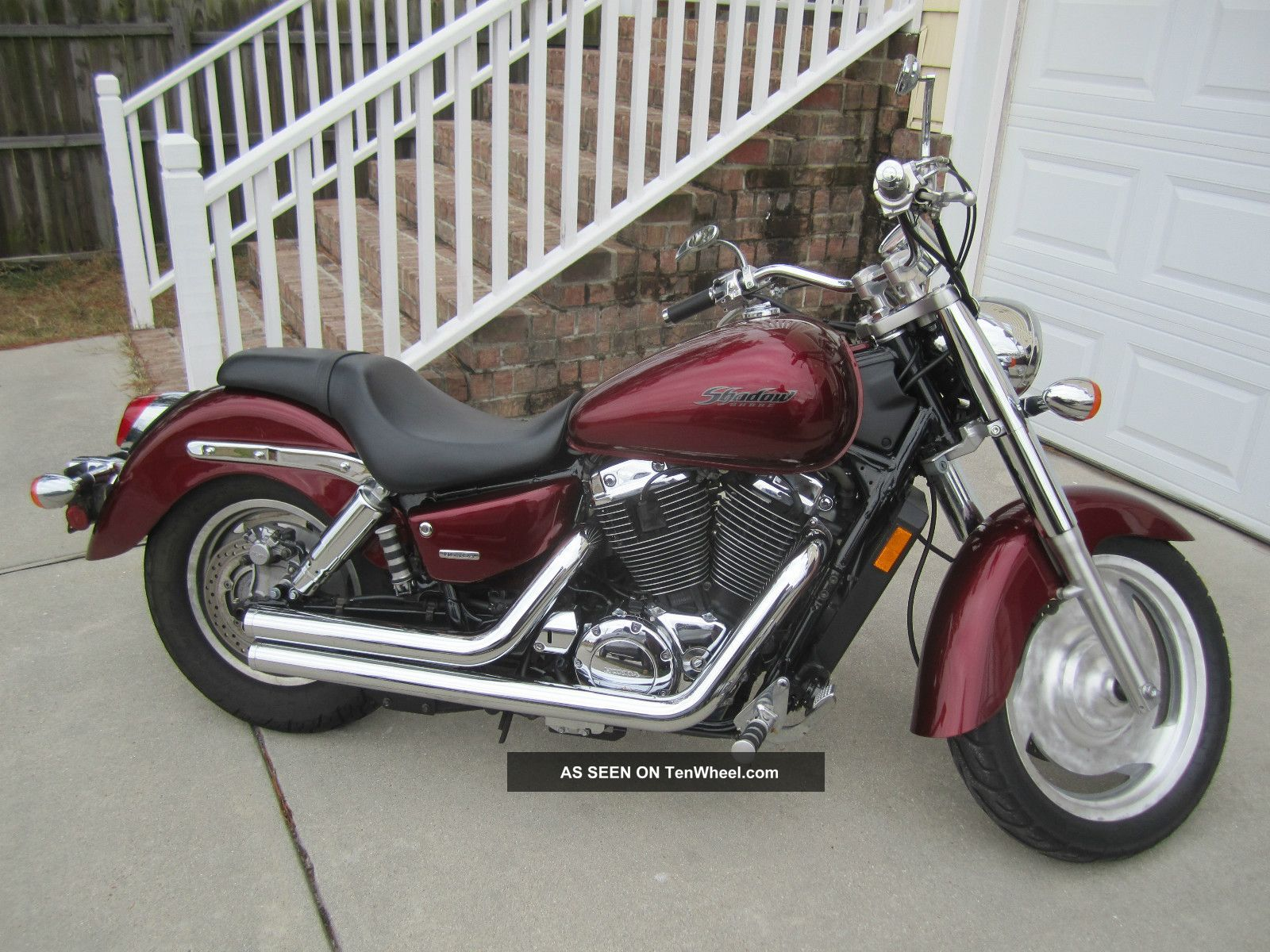 2007 Honda Shadow Sabre #7