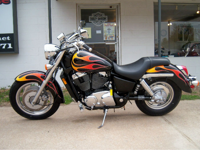 2007 Honda Shadow Sabre #6