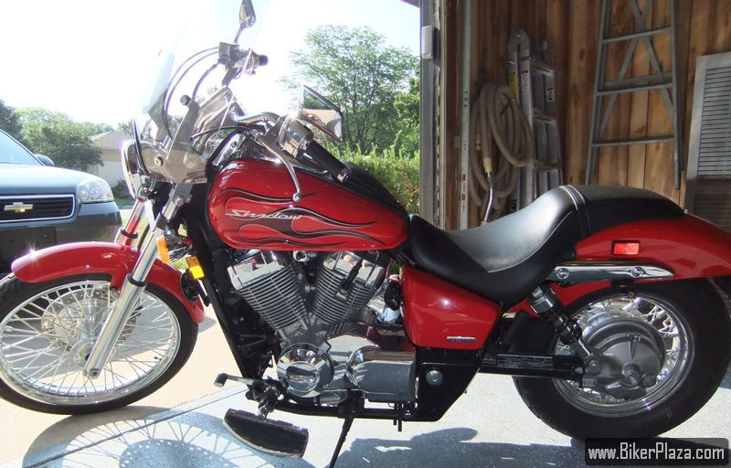 2007 Honda Shadow Spirit 750 (VT750C2) #1